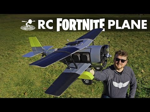 Can the Fortnite plane actually fly