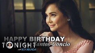 TWBA: Miss Charo Santos-Concio celebrates her birthday
