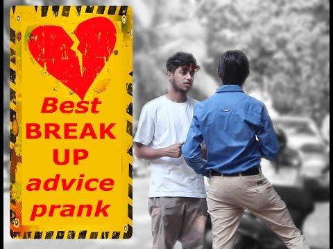 Best Break up Advice Prank by Super Desi People ( Pranks in India)