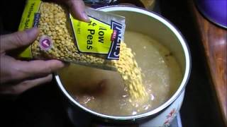Pea & Ham Soup 200 year old recipe