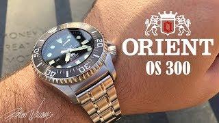 Orient Saturation Diver - a Marinemaster killer?