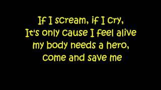 David Guetta Feat Nicki Minaj - Turn Me On (Lyrics)