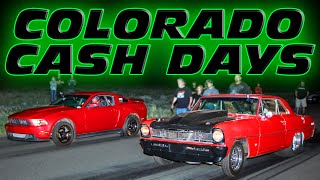 INSANE Street Racing - Colorado Cash Days 2015!