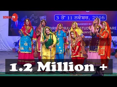 BEST PUNJABI GIDHA BOLIYAN 2017 (PAU) | VIDEO Bhinda Mangat & Sewak Matharu