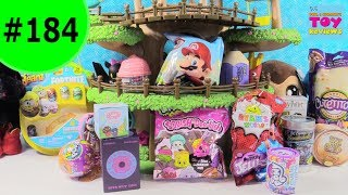 Blind Bag Treehouse #184 Unboxing BFFS Fortnite MLP LPS Squishies | PSToyReviews