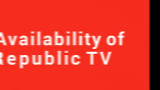 Republic TV — Channel Numbers