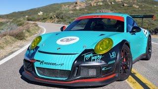 HG Performance / BBi Autosport Porsche 991 GT3 Street Cup Review- Über Street Credibility