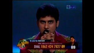 Ghanan Ghanan | Harshit Saxena | Chak de india team | Voice Of India