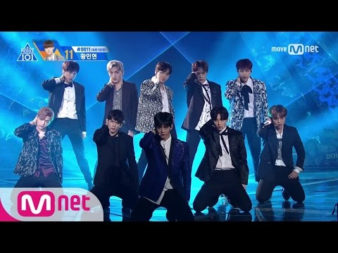 Xxx Mp4 PRODUCE 101 Season2 최종희 Hands On Me Final 데뷔 평가 무대 170616 EP 11 3gp Sex