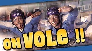 Alex & PJ VOLENT : On teste I FLY