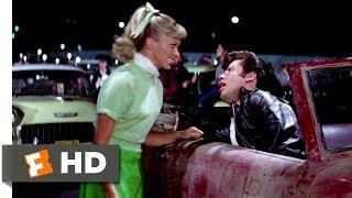Grease (8/10) Movie CLIP - Sin Wagon (1978) HD