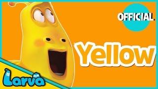 LARVA - MEET YELLOW | 2016 Full Movie Cartoon | Cartoons For Children | LARVA Official