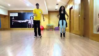P square shekini @Mryassino & wijdan afrodance ...