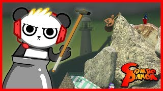 Getting Over It RAGE QUITTING Let