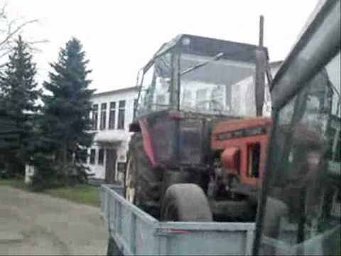 Transport zetora 7711 turbo