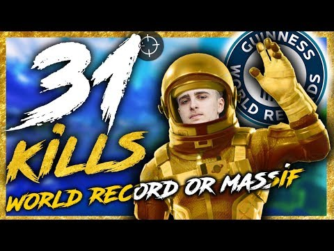 WORLD RECORD OR MASSIF 31 KILLS
