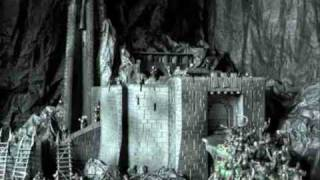 Lord Of The Rings - Model Scenery