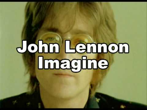John Lennon - Imagine Karaoke in Original Key!!!