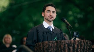 2018 Commencement Valedictorian Nicholas Norwitz Speech