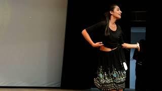 Winner Ms Thomso 2015 IIT Roorkee, Somya Sharma, Dance Perfomance