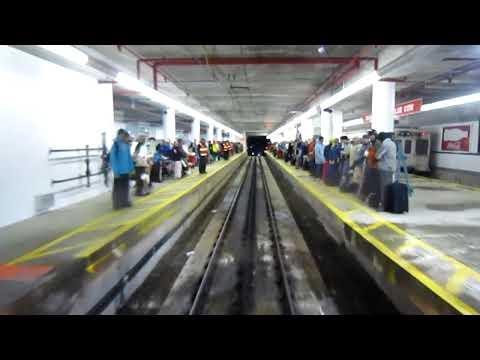 Part 5: Ski Tube Journey - Arriving Perisher Valley Terminal