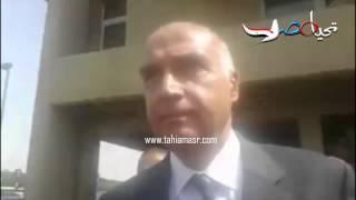 وزير السياحة في دار الفؤاد للاطمئنان علي صحة مصابي الواحات