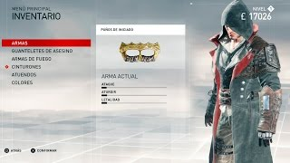 ROPA, ARMAS Y MAS | ASSASSIN'S CREED SYNDICATE