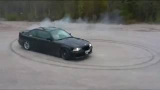 تشحيط BMW