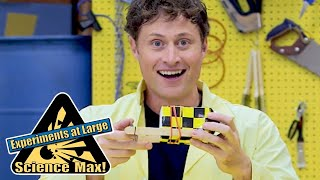 Science Max | Elastic Energy | Season 1 | Full Episode | Kids Science