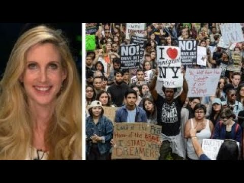 Ann Coulter speaks out about DACA negotiations