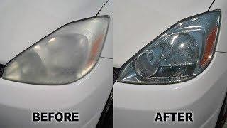 How to Clean Car and Bike Headlight Using Colgate