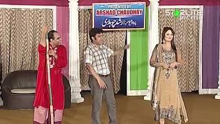 Best Of Naseem Vicky and Qaiser Piya New Pakistani Stage Drama Full Comedy Clip