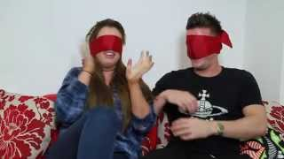 Geordie Shore Blindfold Challenge - Heat Twitter Awards 2014