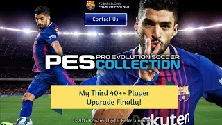 PES COLLECTION Prize Draw - My Third 40++ Player #40