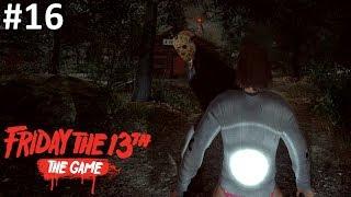 HAMPIR SUKSES BUNUH JASON! - Friday the 13th: The Game (Indonesia)