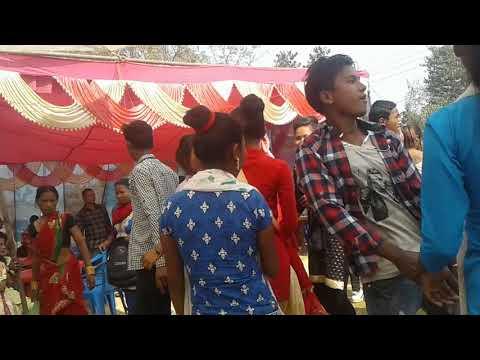 Bend baja tharu dance