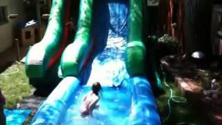 Jen water slide 08/01/2010 01:14pm PST