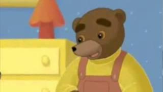 petit ours brun sacré soiré {youtube poop french}