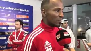ميني سيلفي: شاهد ماذا حدث بعد مباراة الإمارات والسعودية !!
