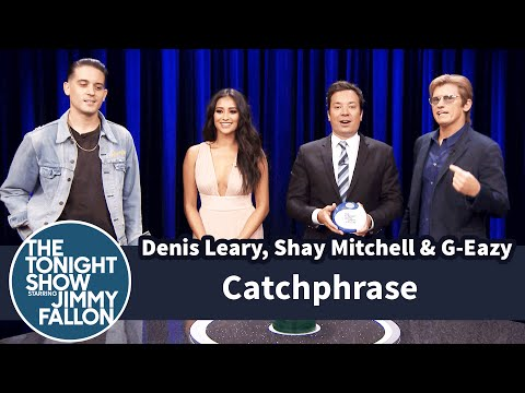 Xxx Mp4 Catchphrase With Denis Leary Shay Mitchell And G Eazy 3gp Sex