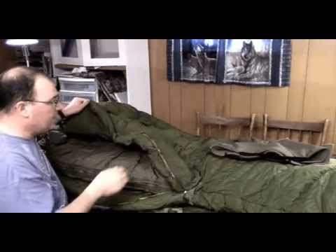 The Canadian Forces Sleep System
