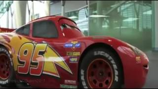 Cars 3 unseen footage