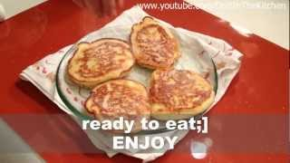 Delicious Drop Scones with apples. [HD] Do It in the Kitchen