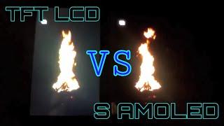 Perbedaan LCD dengan AMOLED (TFT LCD VS SUPER AMOLED)