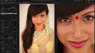 Four Portrait Edits | Webinar | Capture One