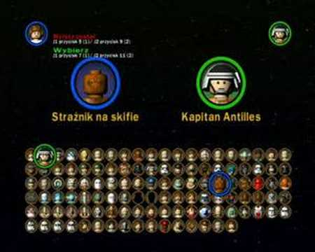 All Characters LEGO Star Wars 2