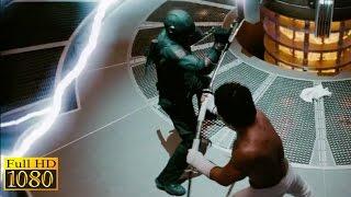 G.I. Joe Rise of Cobra (2009) - Snake Eyes vs Storm Shadow (1080p) FULL HD