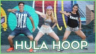 HULA HOOP - Daddy Yankee   Coreografia   A Bailar con Maga