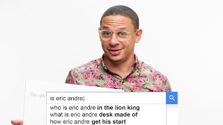 Eric Andre Answers the Web's Most Searched Questions | WIRED