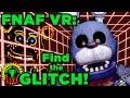 FNAF VR - So Many Secrets! | Five Nights At Freddy
